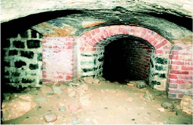 Image result for general post office, mumbai hidden passage