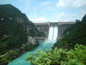 Bhakra-Nangal Dam,