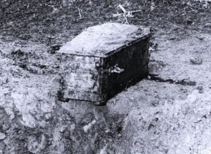 After death, his grave was robbed