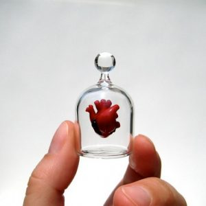 Heart-in-Glass