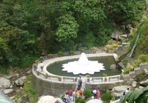 Rock Garden and Ganga Maya Park