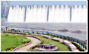 Sardar Sarovar Dam, Gujrat
