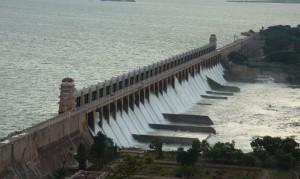 Tungabhadra Dam, Karnataka
