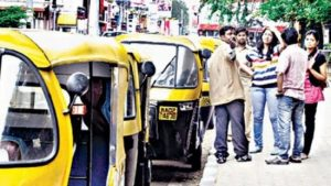 Don't bargain with Auto drivers