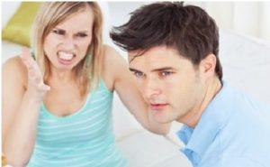 Reasons for breakups