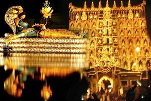 Padmanabhaswamy temple ,Kerela,Richest Temple