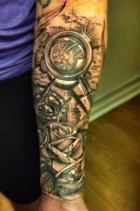 26-3D-Forearm-Tattoo