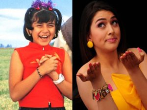 popular Child Actors in Bollywood- Hansika Motwani