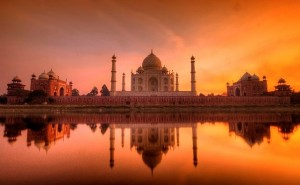 Taj Mahal-Sunrise,Sunset,Sunrise & Sunset Point,India