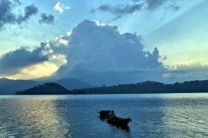 Umiam Lake Meghalaya-Sunrise,Sunset,Sunrise & Sunset Point,India