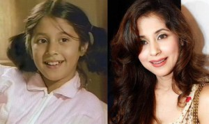 popular Child Actors in Bollywood- Urmila Matondkar