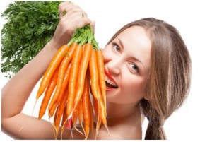 Eat more carrots