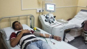 Bengaluru,Hotel Empire,Blood Donation,Donate Blood