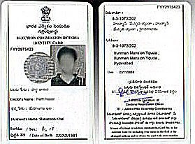 List Of Complete Documents Required For Voter Id Card ...