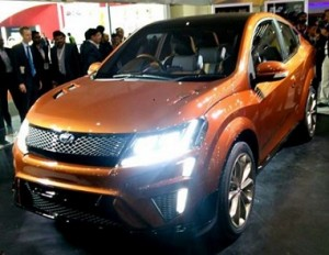 Auto Expo 2016,Mahindra & Mahindra,XUV Aero