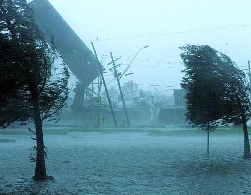 La Natural Disasters