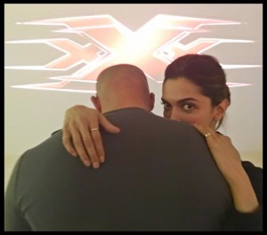 Deepika Padukone,Vin Diesel,XXX The Return of Xander Cage