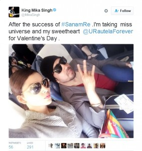 Urvashi Rautela,Mika Singh,KRK,Twitter,Getting Married