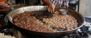 Origin of the kebab: