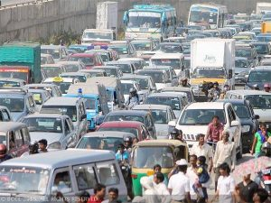 Traffic - Is Gurgaon better than Bangalore?