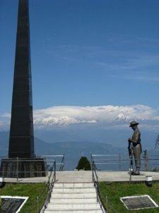 Batasia Loop and the War Memorial