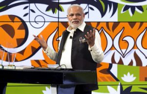 India's own ecosystem of start-ups evolving rapidly