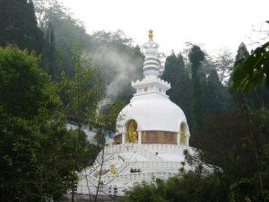 Japanese Peace Pagoda