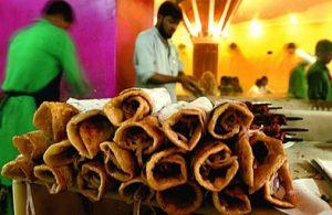 Nizam's roll