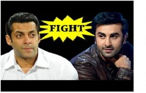 Bollywood fights