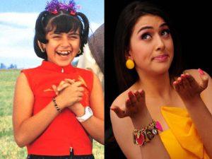 popular Child Actors in Bollywood- Hansika Motwani