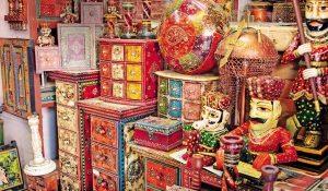 Shopping,Street Market,Jaipur,Pink City, Famous Bazar, Market